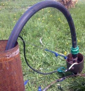 Прокачка скважины после бурения