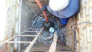 Прочистка скважины