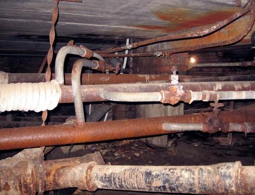 Водопровод в загородном доме: в чем причина плохого напора и ржавчины