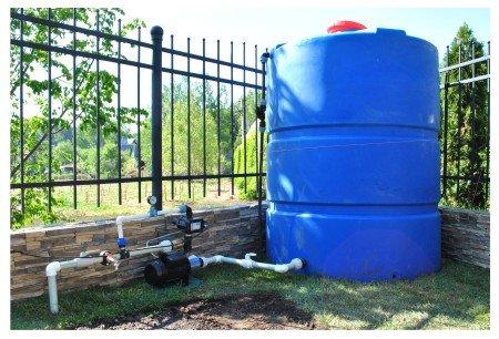 Накопительная емкость для воды